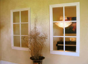 6 Lite Elegante Mirror Windows